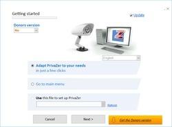 PrivaZer Portable Screenshot