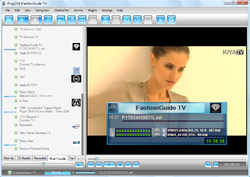 ProgDVB Screenshot