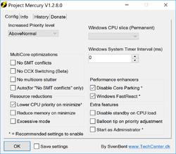 Project Mercury Screenshot