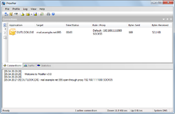 Proxifier Screenshot