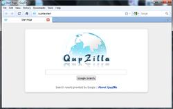 QupZilla Screenshot