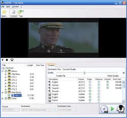 ratDVD Screenshot