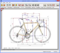 rattleCAD Screenshot