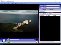 Readon TV Movie Radio Player Screenshot