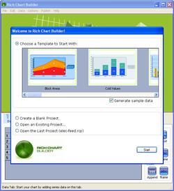 Rich Chart Builder Screenshot