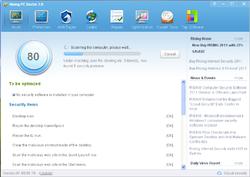 Rising PC Doctor Screenshot