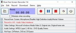River Past Screen Recorder Screenshot