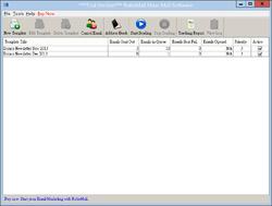 RoboMail Mass Mail Software Screenshot