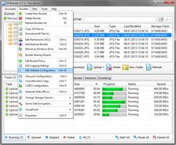 S3 Browser Screenshot