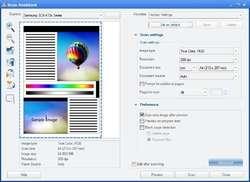 Samsung Scan Assistant Screenshot