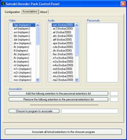 Satsuki Decoder Pack Screenshot