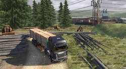 Scania Truck Simulator Screenshot