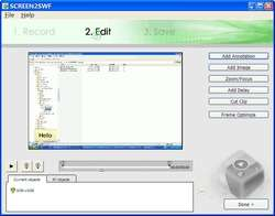 SCREEN2EXE Screenshot