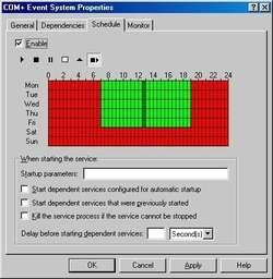 ServiceKeeper Screenshot