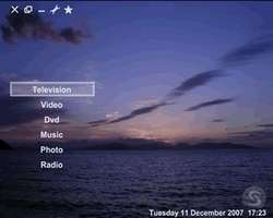 SesamTV Media Center Screenshot