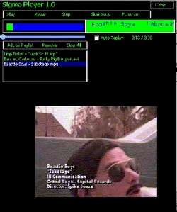 Sigma Player Screenshot