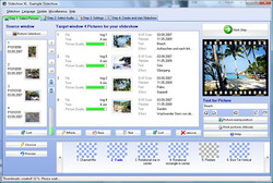 Slideshow pro Freeware Screenshot