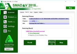 SmadAV Screenshot