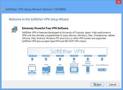 SoftEther VPN Screenshot