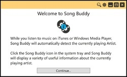 Song Buddy Screenshot