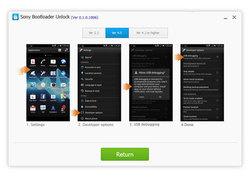 Sony Bootloader Unlock - Download