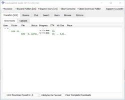 Soulseek Screenshot