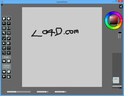 Speedy Painter Portable Screenshot