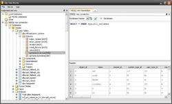 SQL Data Studio Screenshot