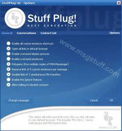 StuffPlug-NG Screenshot