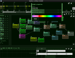 SunVox Screenshot