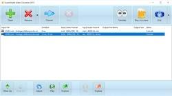 SuperSimple Video Converter Screenshot