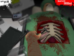 Surgeon Simulator 2013 Screenshot