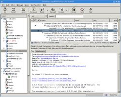 Sylpheed Screenshot