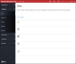 System Mechanic Free Screenshot