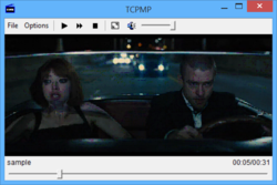 TCPMP Screenshot