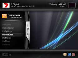 TerraTec DVB Viewer Screenshot