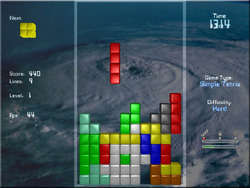 Tetris 4000 Screenshot