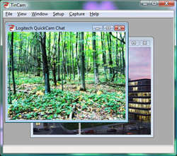 TinCam Screenshot