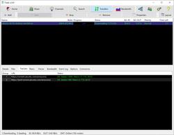Tixati Screenshot