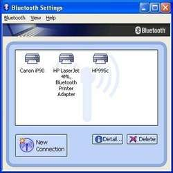 Updating the bluetooth stack on your windows xp computer