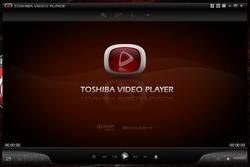 Toshiba Video Player Screenshot
