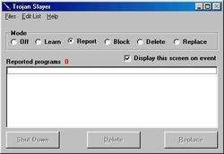 Trojan Slayer Screenshot