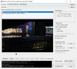 TSremux Screenshot