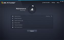 TuneUp Utilities Screenshot