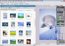 Turbo Browser Screenshot