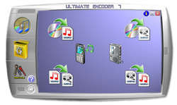 Ultimate Encoder 2004 Screenshot