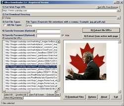Ultra-Downloader Screenshot