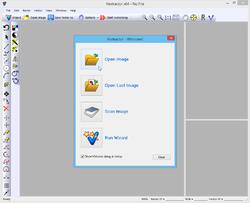 Vextractor Screenshot