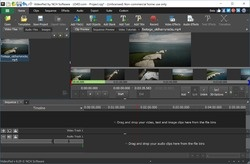 VideoPad Video Editor (Free) Screenshot