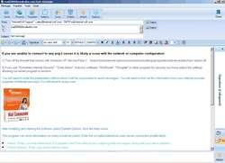Vista NetMail Screenshot